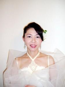 孝美さん微笑明縮